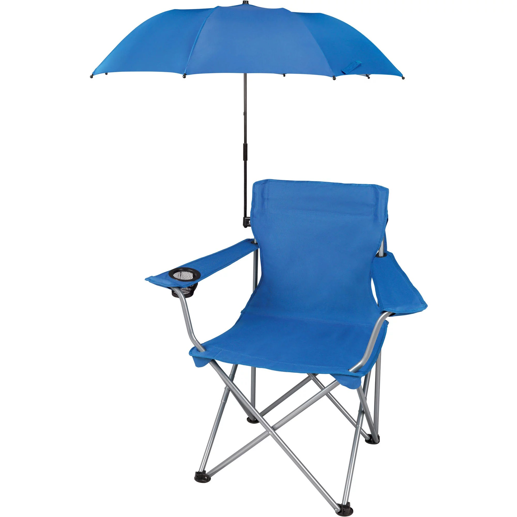 Beach Chairs With Umbrella Ozark Trail Outdoor Chair Umbrella Attachment Chair Sold Separately