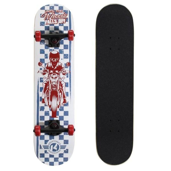 9a1575d8c1 ... Sealed Pink Drop-in Complete Skateboard-163685 - Home Depot Kryptonics  Recruit Complete Skateboard 31