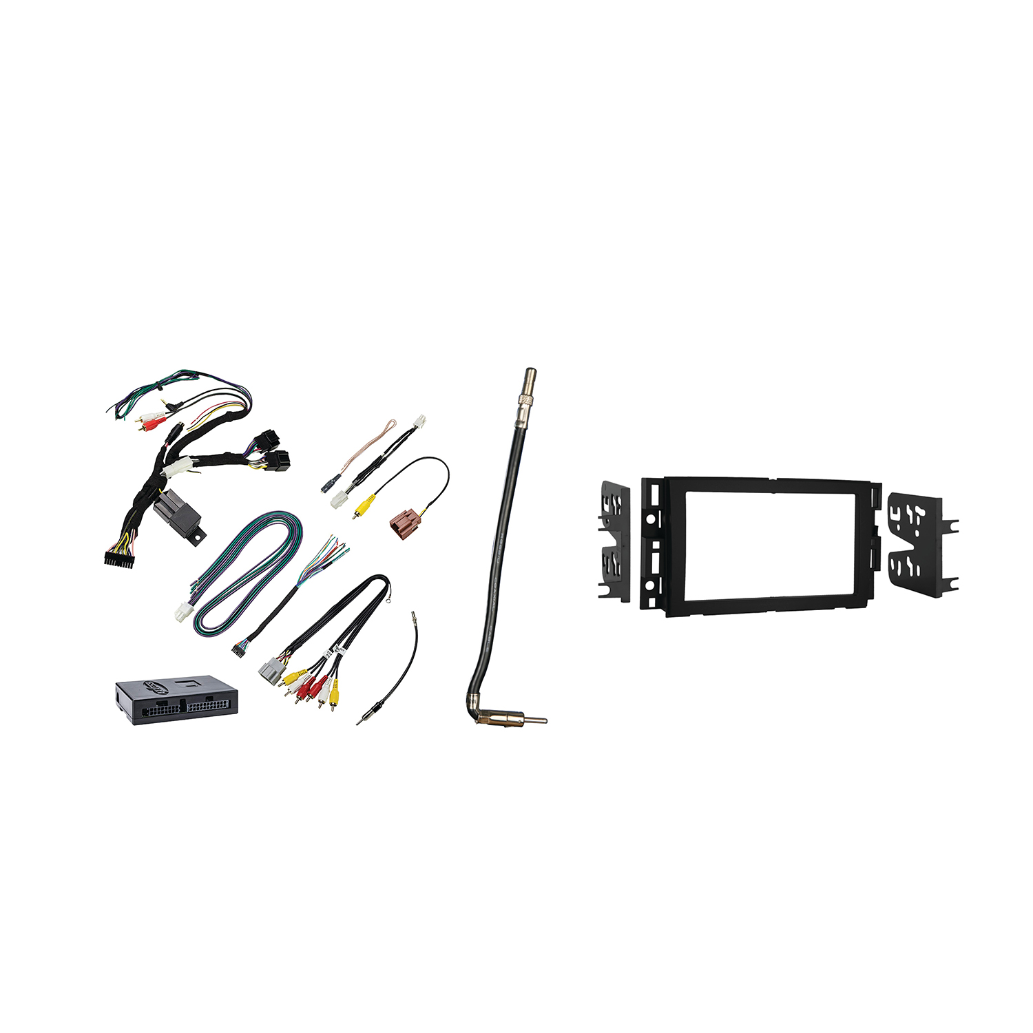 Chevrolet Avalanche For 2007-2011 Double DIN Metra Car