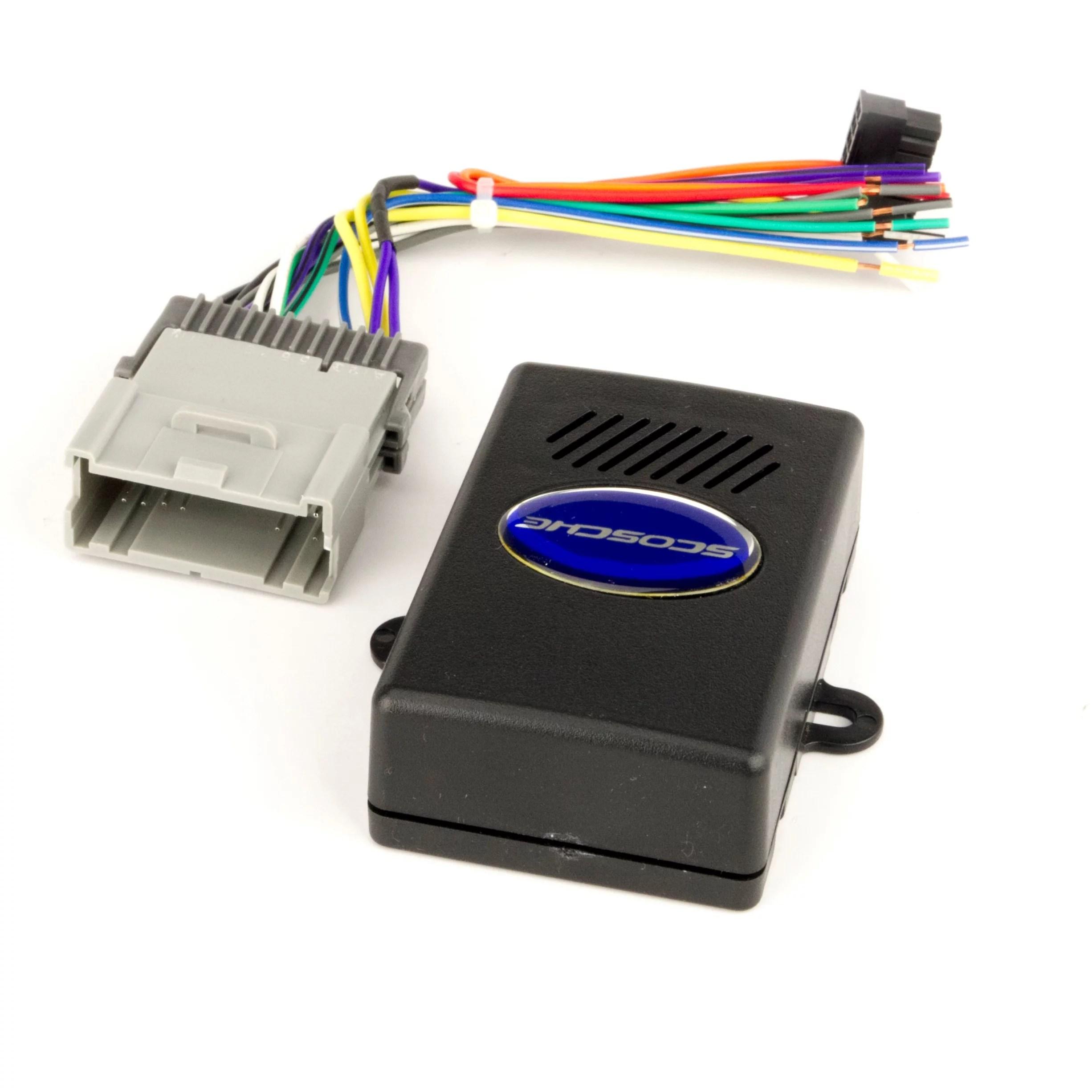 small resolution of scosche gm2000a 03 gm cl2 interface walmart com rh walmart com scosche gm3000 wiring harness scosche