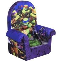 Marshmallow High Back Chair, Teenage Mutant Ninja Turtles ...