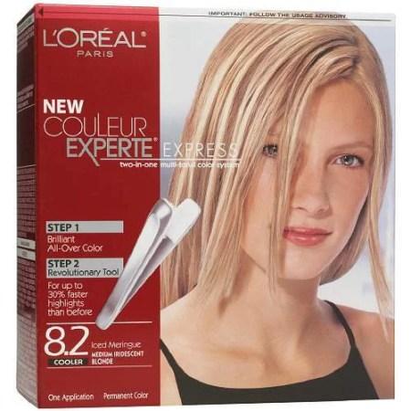 loreal couleur experte review dark brown hairs