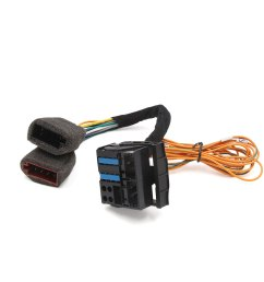 auto car rcd 510 radio stereo cd player wiring harness connector for volkswagen walmart com [ 1100 x 1100 Pixel ]
