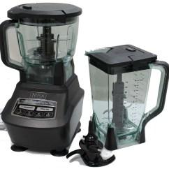 Ninja 1500 Watt Mega Kitchen System Ikea Faucets New Bl770a 1500w Power Blender Processor W Nutri Cups Walmart Com