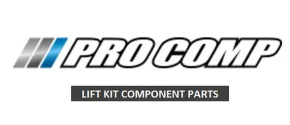 small resolution of pro comp suspension 57096b 3 component box lift kit component walmart canada