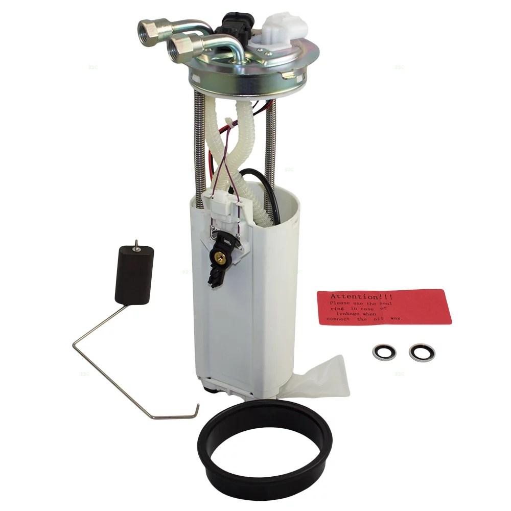 hight resolution of fuel pump module assembly replacement for chevrolet express gmc savana 19303373 e3584m walmart com