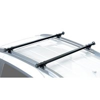 "52.25"" Carbon Steel Locking Vehicle Roof Cross Bars ..."
