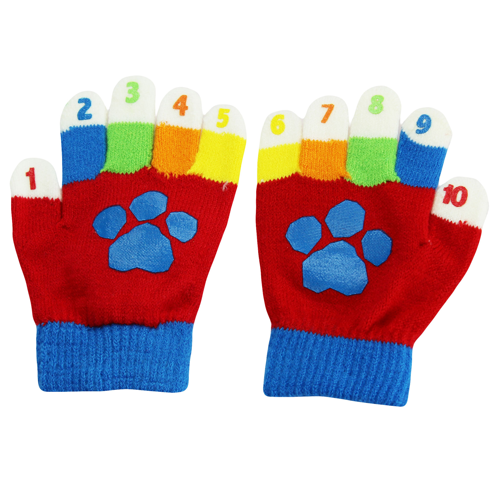 Paw Patrol By Nickelodeon Unilearning Colors Numbers