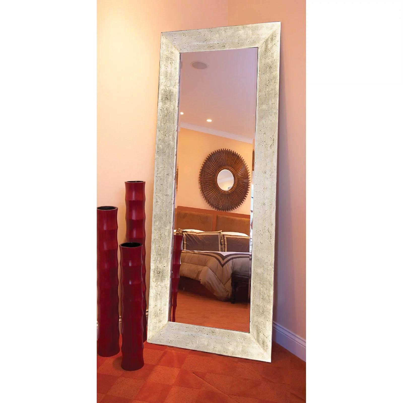 full length mirror in living room wall paint design ideas belham doyle oversized 36w x 84h walmart com