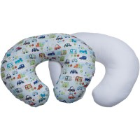 Boppy Pillow Protector and Fashion Slipcover Value Pack ...