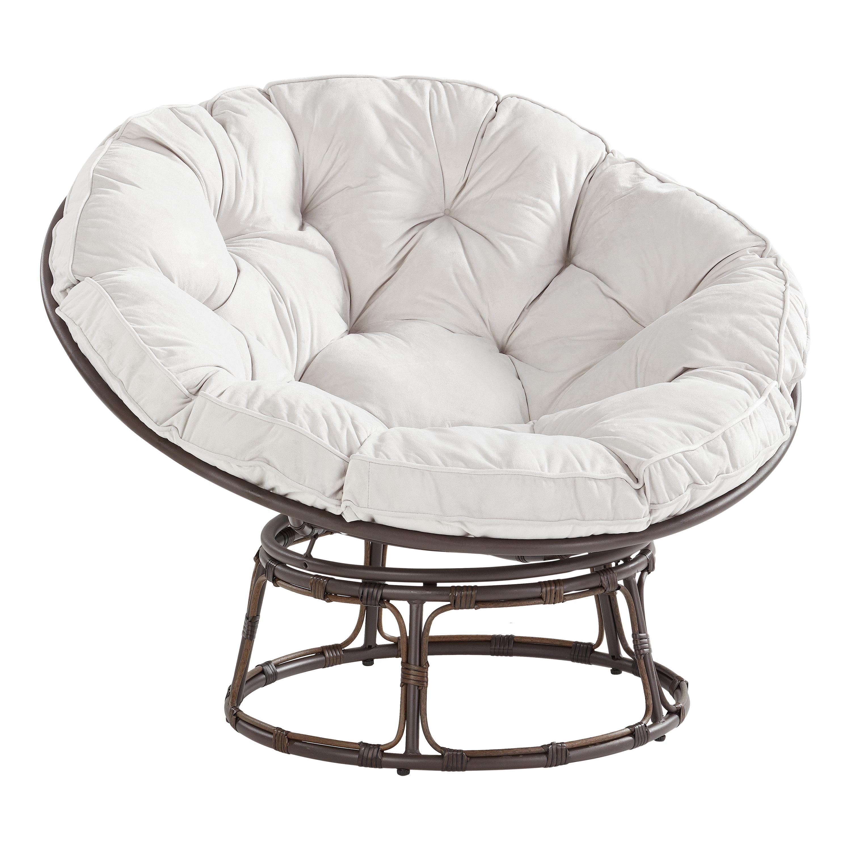 Better Homes  Gardens Papasan Chair with Cushion