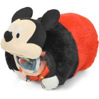 Mickey Mouse Sleeping Bag with BONUS Cuddle Pillow ...