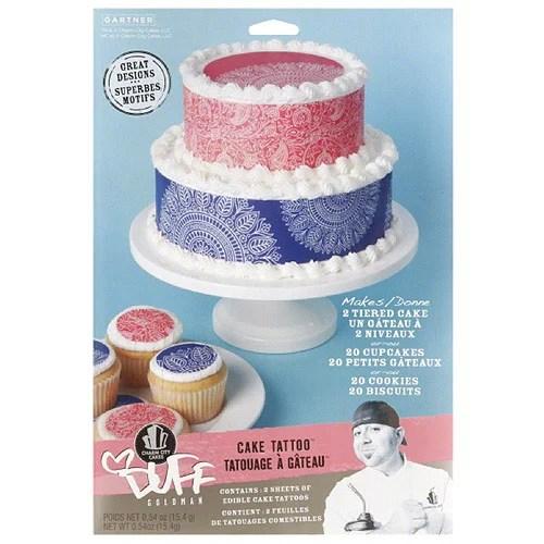 20 Duff Edible Cake Tattoos Ideas And Designs