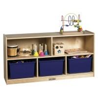 "24"" Birch Storage Cabinet - 5 Compartments - Walmart.com"