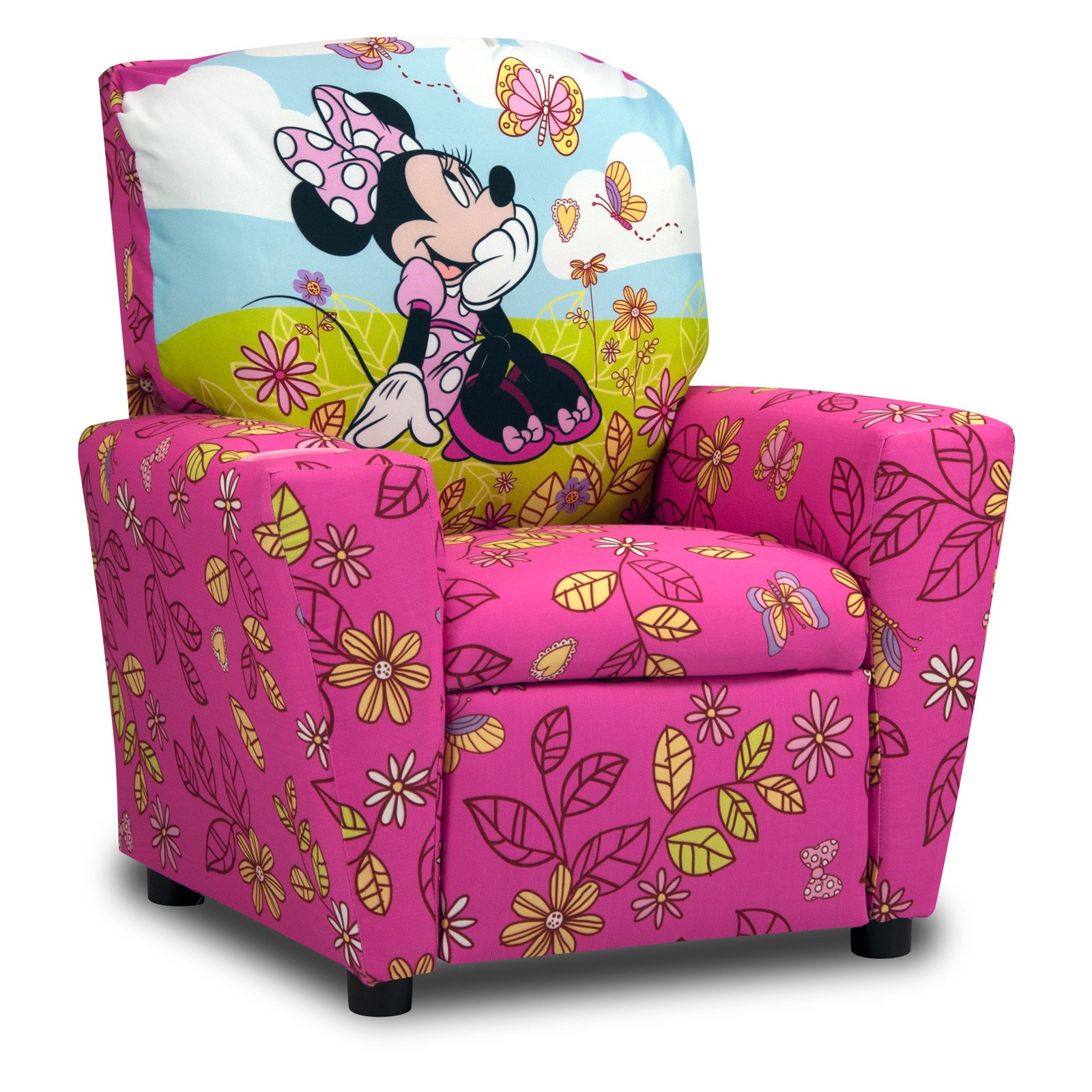 kids chairs walmart lazy boy lift chair error code e68 minnie mouse furniture for toddlers home decor