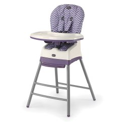 Portable High Chair Chicco Desk Deals Stack 3 In 1 Multi Stage Adjustable Highchair Booster Mulberry Walmart Com