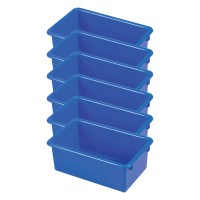 Stack and Store Tub without Lid - Blue - Walmart.com
