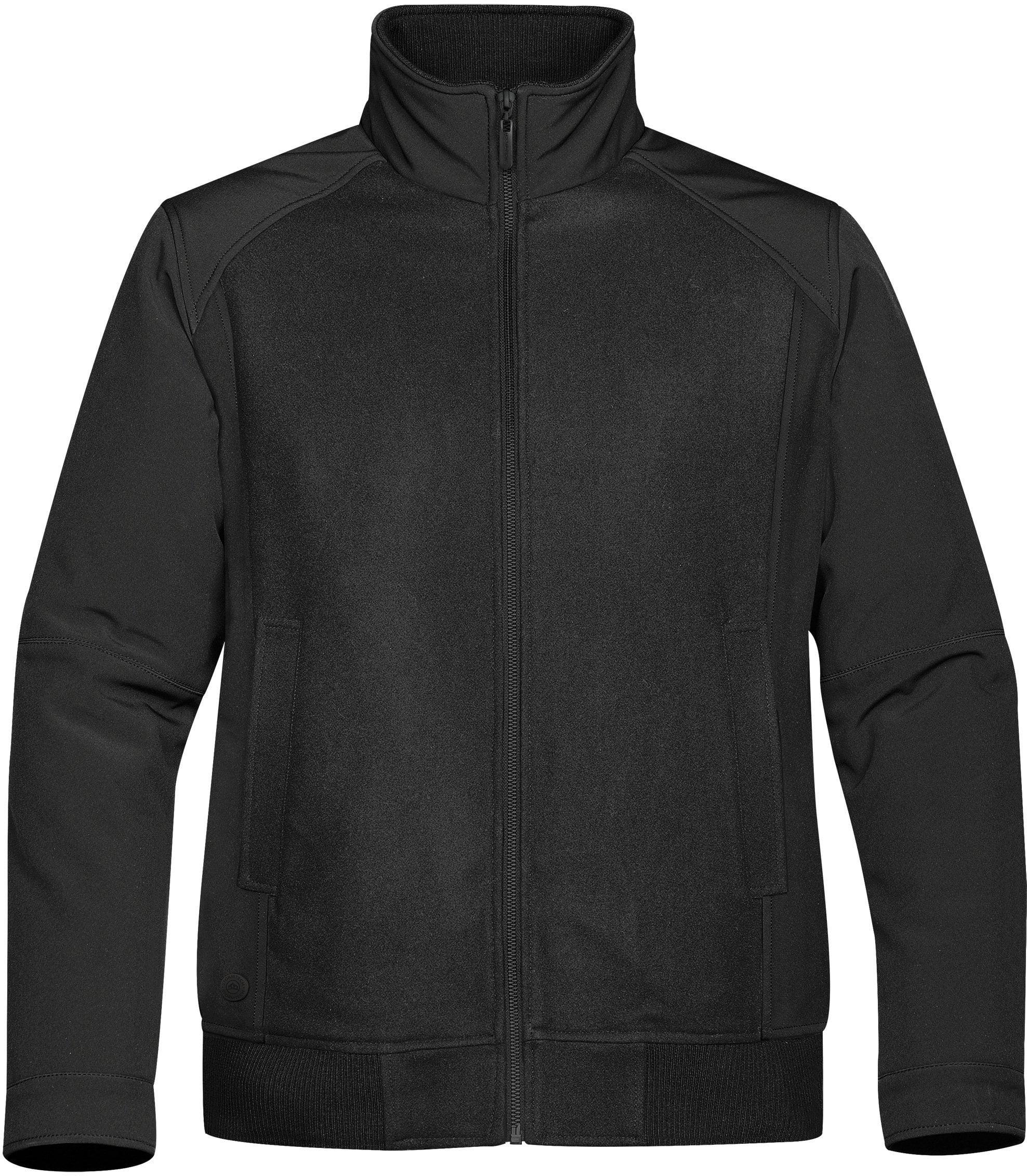 Stormtech - StormTech Men's Barrier Wool Bonded Club Jacket - WBX-1. BLACK/BLACK. Medium - Walmart.com