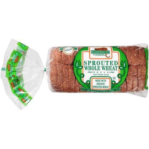 Alvarado Street Bakery Organic Sprouted Wheat Bread 24
