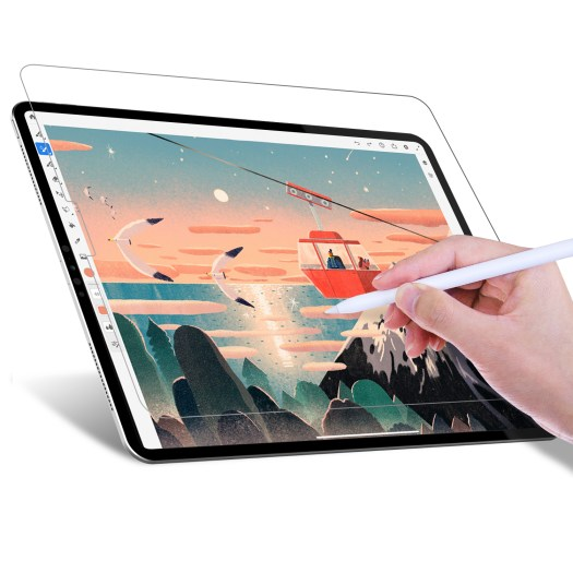Paperlike screen protectors are the best and worst thing to happen to the iPad 8