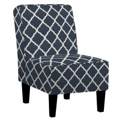 Colorful Accent Chair Best Reading Dani Armless Multiple Colors Walmart Com
