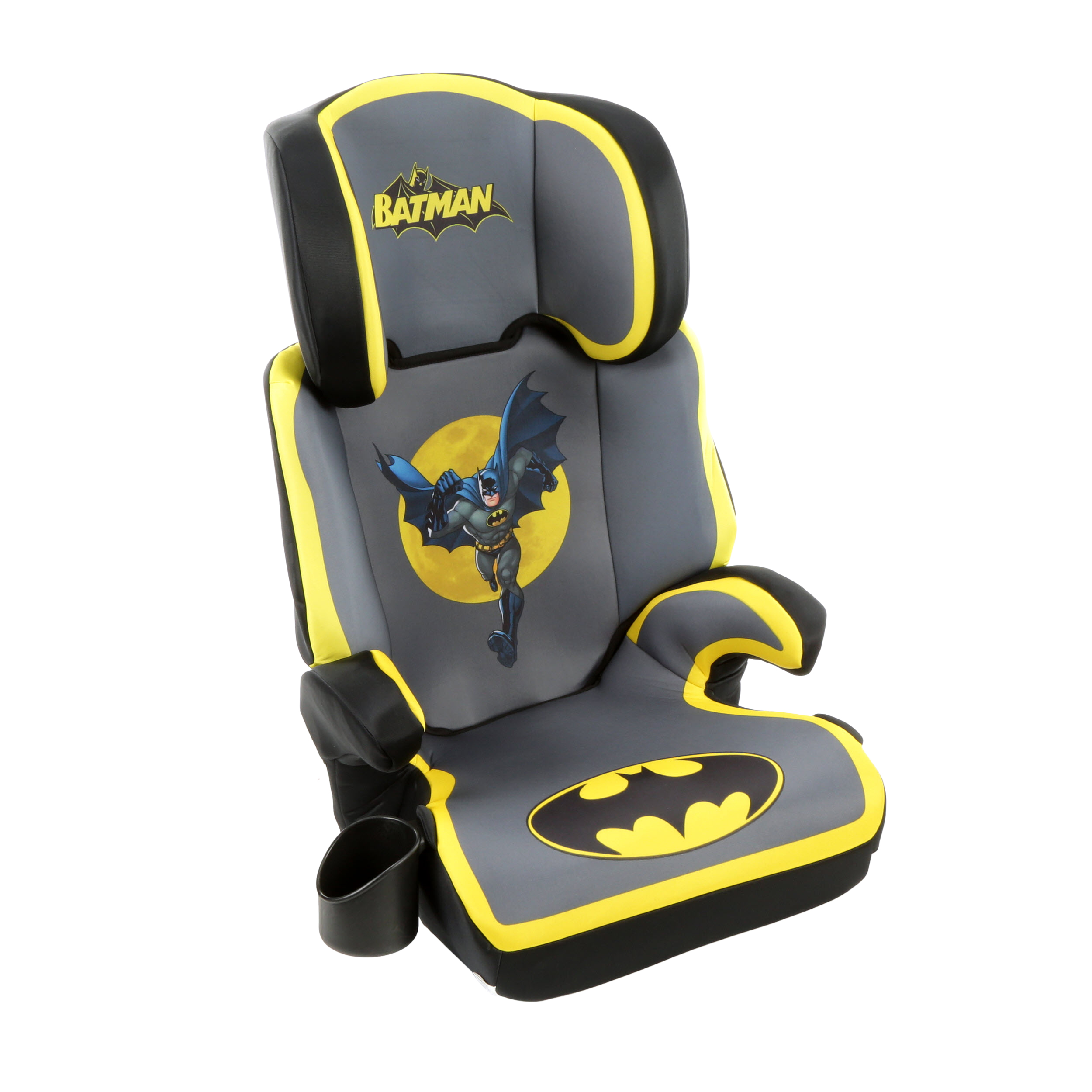 batman car chair santa hat christmas covers kidsembrace high back booster seat dc comics walmart com