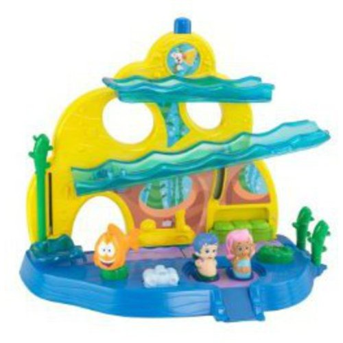 Fisher Price Bubble Guppies Bubble School Play Set