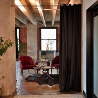 RoomDividersNow Muslin Room Divider Curtain Panel ...