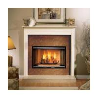 Majestic 36GDKBKSR Standard Bi-Fold Glass Fireplace Doors ...