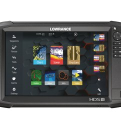 lowrance 000 13686 002 hds carbon 12 fishfinder chartplotter with structurescan 3d sidescan imaging downscan imaging 12 display walmart com [ 3000 x 3000 Pixel ]