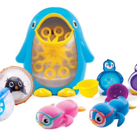 25 Bathtub Toy Upgrades from the Rubber Duck!