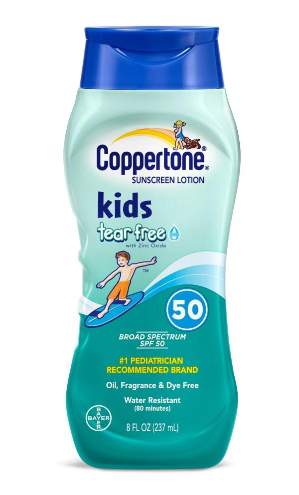 Coppertone Kids Sunscreen Spf 50 8 Fl Oz