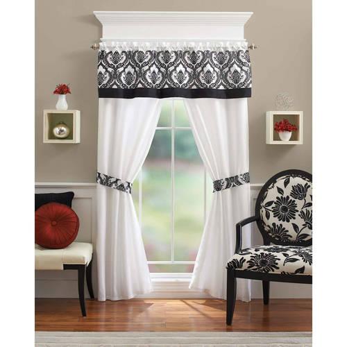 Better Homes and Gardens Sylvan Crest 5Piece Curtain