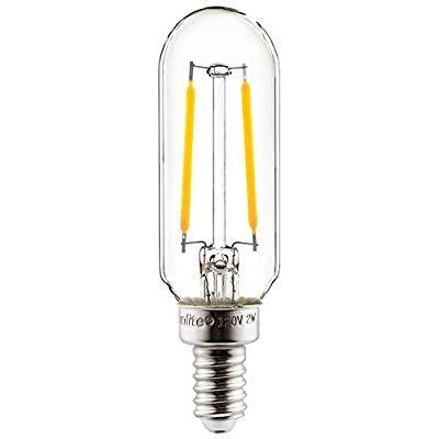 80501-SU LED Filament Style T8 Edison Chandelier Light