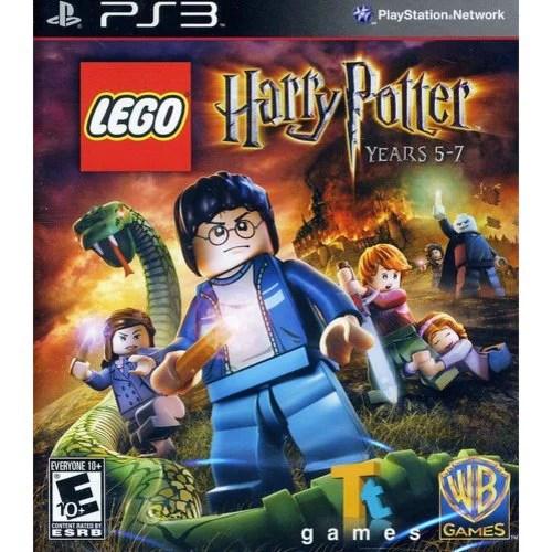 Lego Harry Potter Years 5 7 Ps3 Walmart