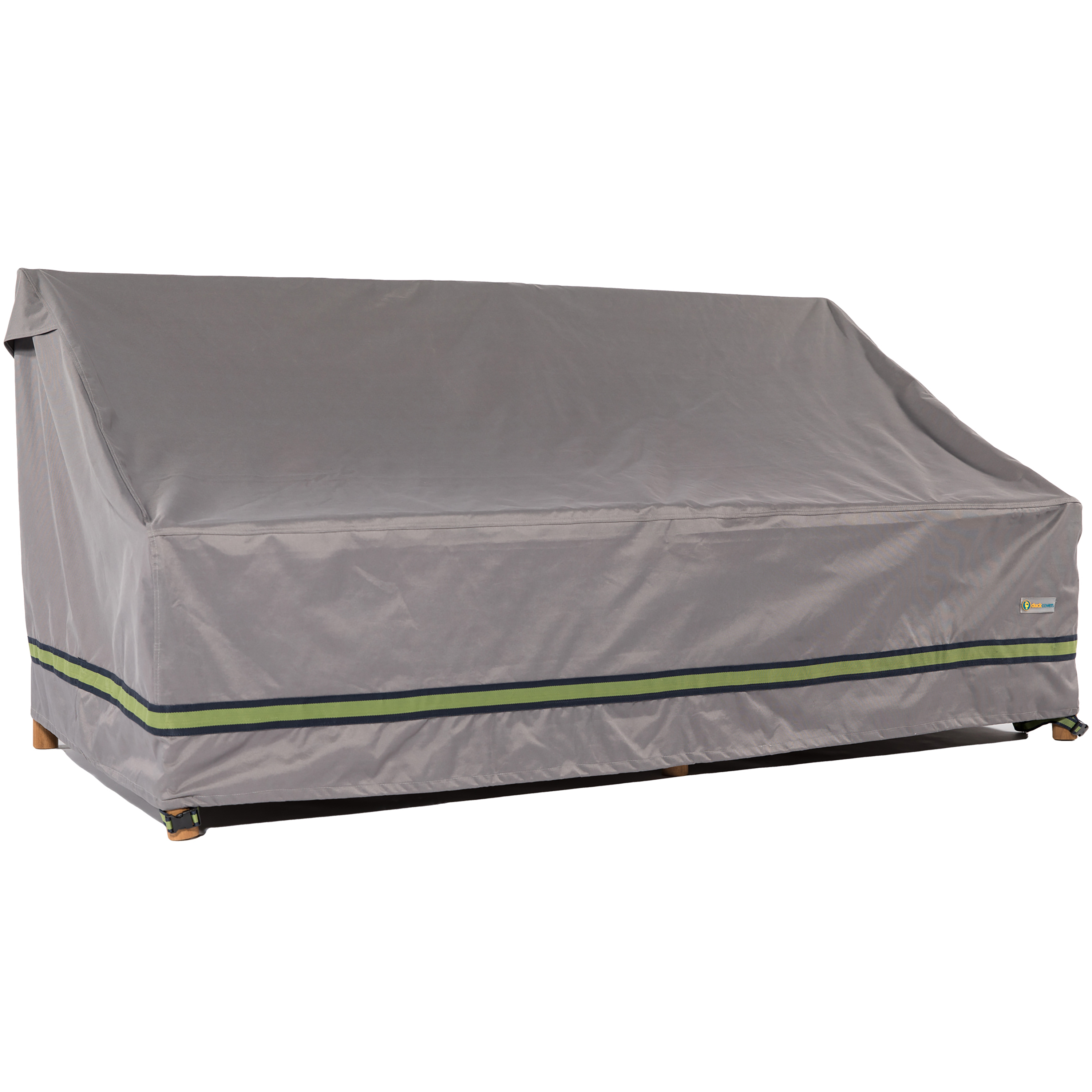 duck covers soteria waterproof 93 inch patio sofa cover