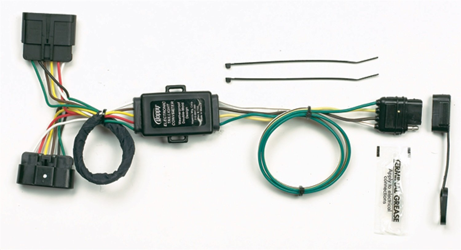 hight resolution of hopkins 41165 plug in simple vehicle wiring kit connector chevrolethopkins 41165 plug in simple vehicle