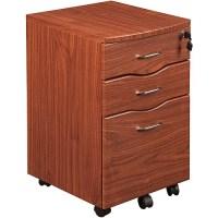 Tribeka Rolling File Cabinet