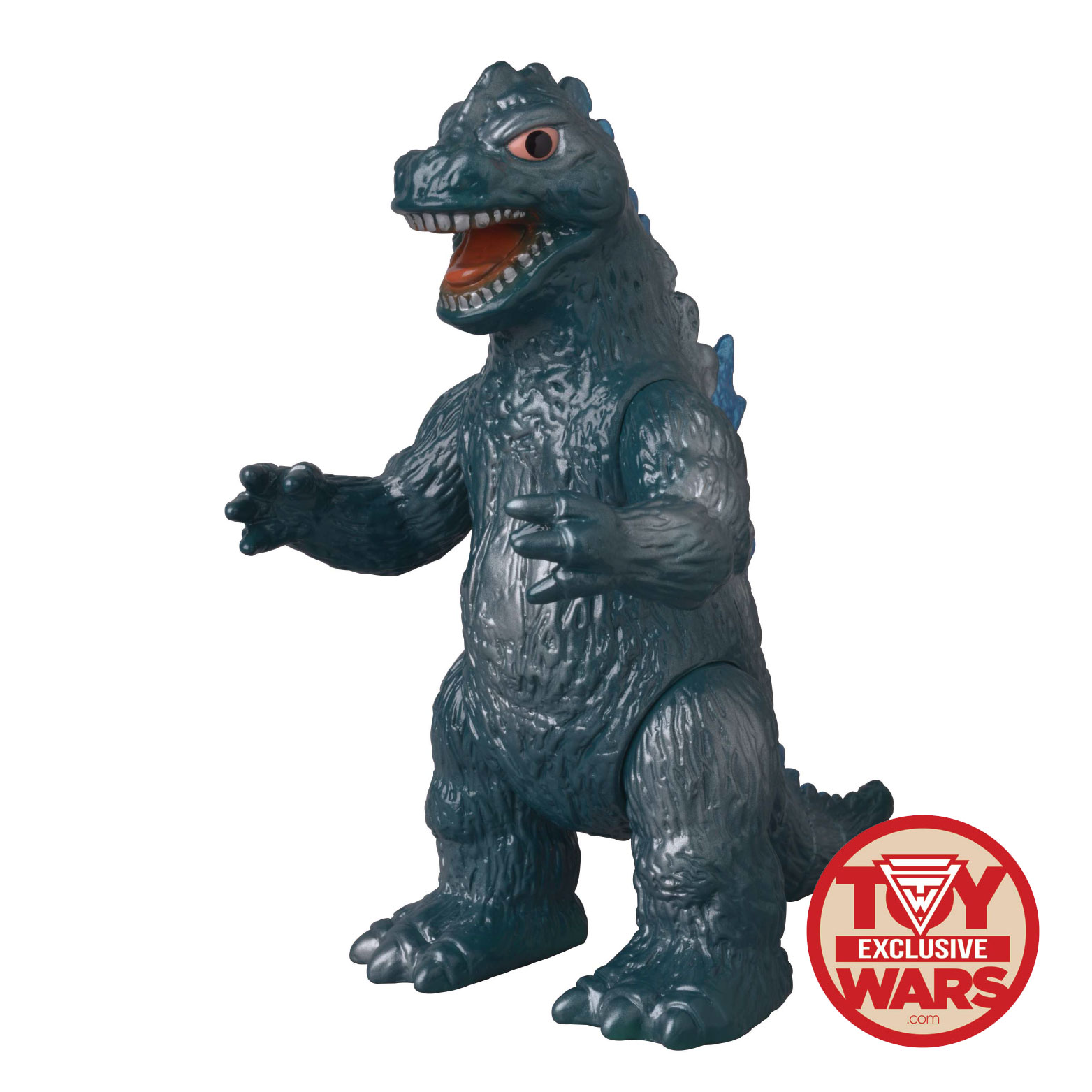 Toy Wars Exclusive Godzilla Vinyl Wars Bullmark Sofubi