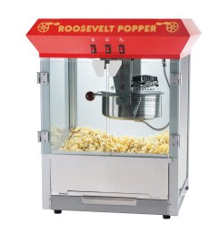 great northern red 8 ounce antique countertop style popcorn popper machine walmart com [ 1600 x 1600 Pixel ]