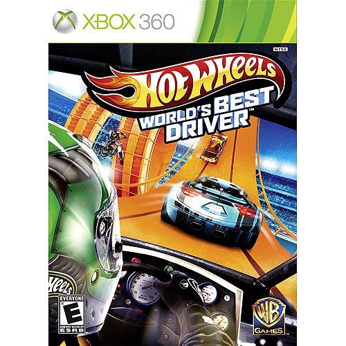 Hot Wheels Worlds Best Driver Xbox 360 Warner Bros