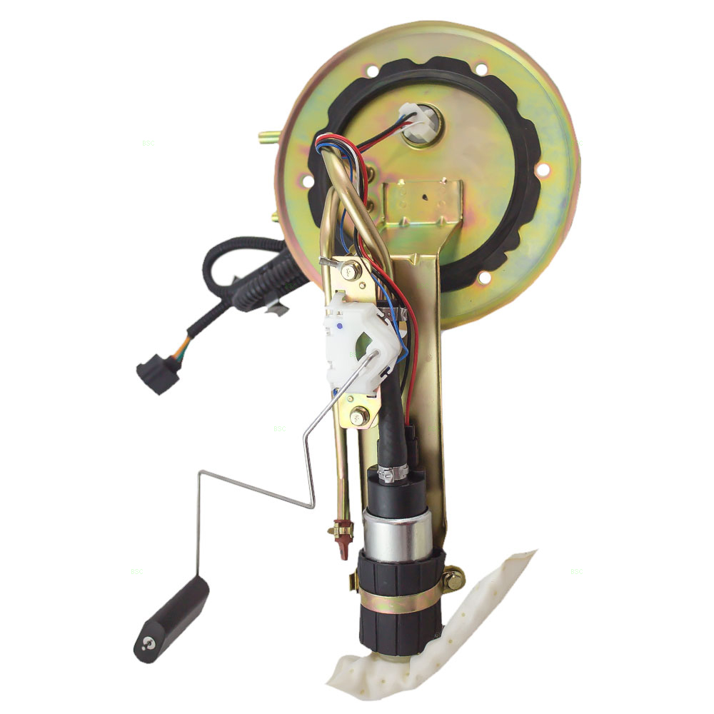 hight resolution of fuel pump with sending unit assembly replacement for ford lincoln mercury xw1z 9h307 ag e2272s walmart com