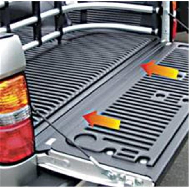 Pilot TR-201 Tailgate Gap Cover for 1997-Up Ford F150