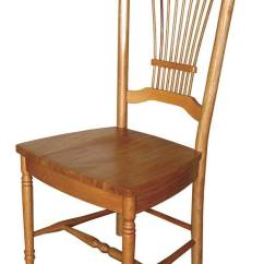 Light Oak Dining Chairs Kindergarten Table And Allenridge Chair In Finish Set Of 2 Walmart Com