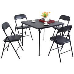Walmart Table And Chair Sets Party Covers Amazon Folding Chairs Set Sc 1 St