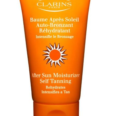 Clarins After Sun Self Tanner Moisturizer, 5.3 Oz