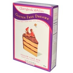 Cherrybrook Kitchen Countertops Pictures Gluten Free Dreams Yellow Cake Mix 16 4 Oz Pack Of 2 Walmart Com