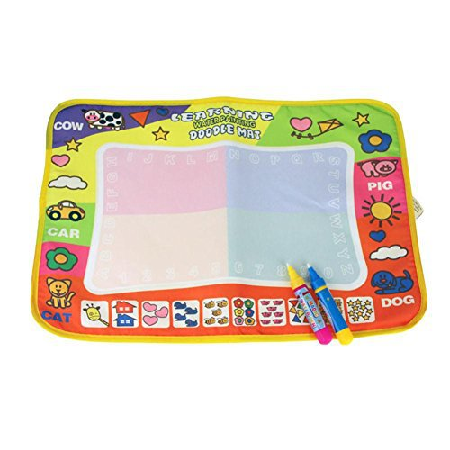 Gotd Doodle Mat Magic Pen Children Drawing Toys