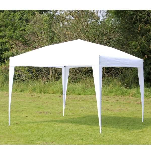 10 X Palm Springs Ez Pop White Canopy Gazebo Tent