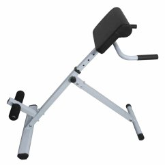 Roman Chair Back Extension Muscles White Eames Lounge Replica Noroomaknet Machine Hyperextension Bench Waist Training Workout Equipment For Home Walmart Com